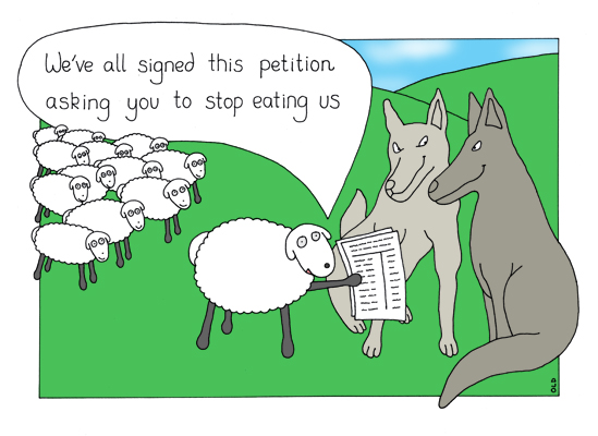 Sheep-Petition