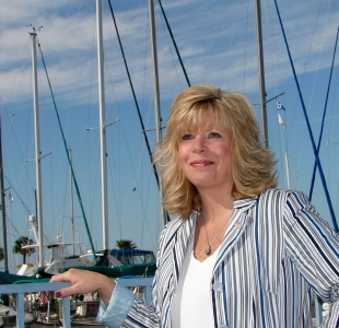 Marina Julie in photo from her campaign website