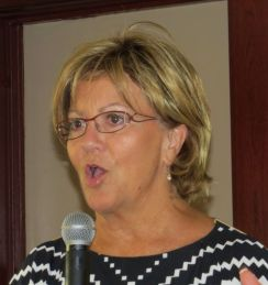 Pinellas County commissioner Janet Long