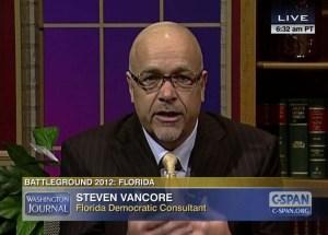 Stephen Vancore of VancoreJones Communications in Tallahassee